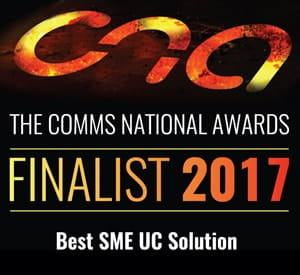 Comms Finalist 2017 : Best SME UC Solution